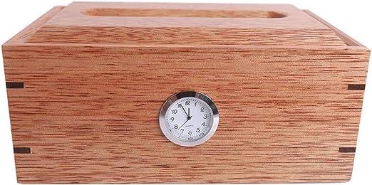 Caja de Pañuelos Hogar de madera bandeja de papel china de la sala ...
