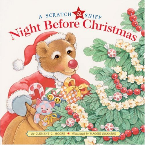 A Scratch & Sniff Night Before Christmas (Fairy Grimm Christmas Tales)