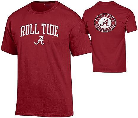 d071e251 Amazon.com : Elite Fan Shop NCAA Men's Front/Back Team Tshirt : Clothing