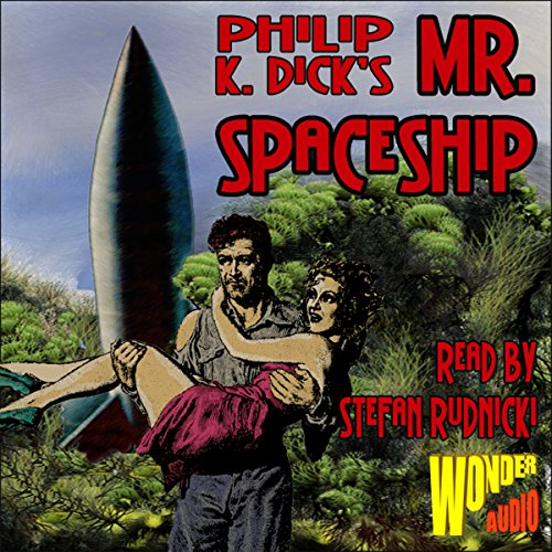 Bargain Audio Book - Mr  Spaceship