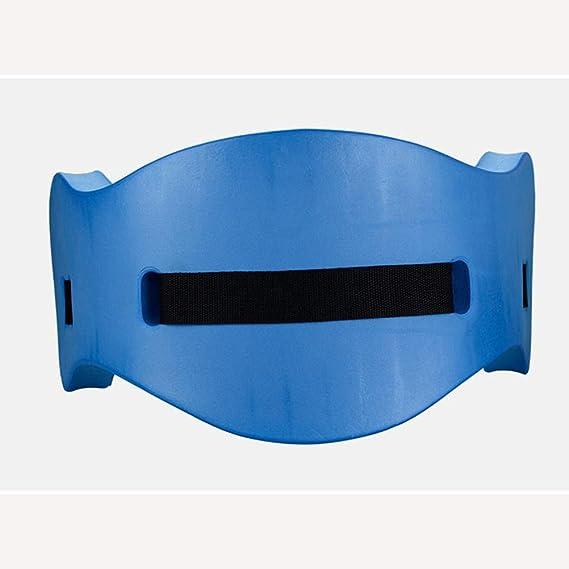 VORCOOL Cinturón Flotante de Natación EVA, Flotador de Piscina Cinturón Flotante de Espuma Flotador Cinturón Flotante de Cintura Flotante Perfecto para ...