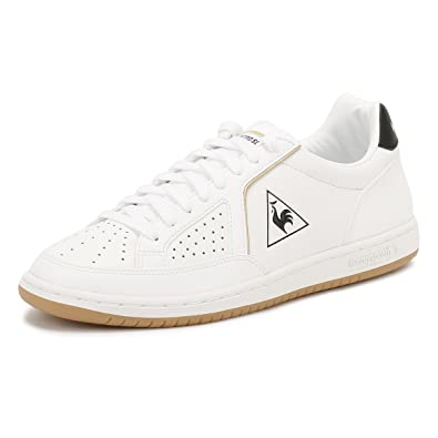 Le Coq Sportif Icons Sport Optical blanc/Black, Baskets Hommes, Blanc (Optical blanc/Black Blanc), 45 EU