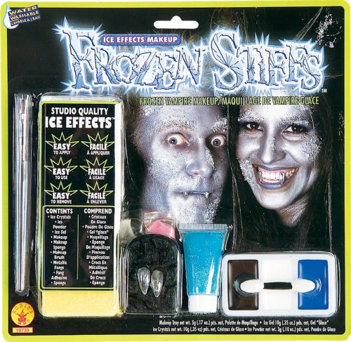 Rubie's Costume Co Ice Effects Make Up Kit Costume