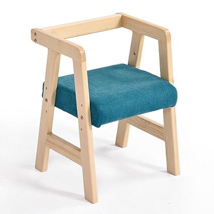 Amazon.com: Sillas de salón para patio con asiento de pino ...