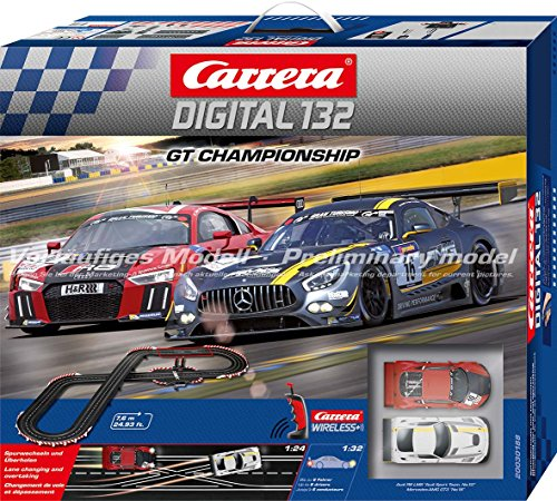 Carrera Digital 132 - Racing Spirit Digital Racetrack System