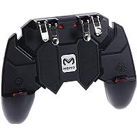 Controle de jogo móvel Hemobllo AK66 com seis dedos para controle de jogo móvel multifuncional, controle de videogame…