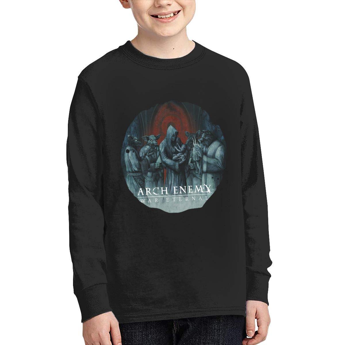 Landonaserafin Teens Arch Enemy Hip Hop Girls T Shirt 6678