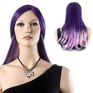 """Stfantasy Wigs for Women Long Wavy Heat Friendly Synthetic Hair 25.5"""" 195g Full Wig Peluca"""