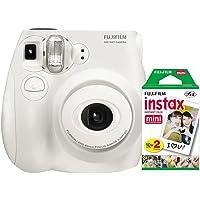 Câmera instantânea Fujifilm Instax Mini 7s + Filme 20 poses INSTAX_KIT10