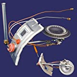 Kenmore 9003458 Water Heater Burner Assembly