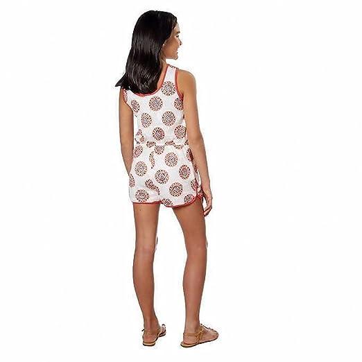 182ed98ef0bb Amazon.com  Paper Doll Sleeveless Romper for Girls  Clothing
