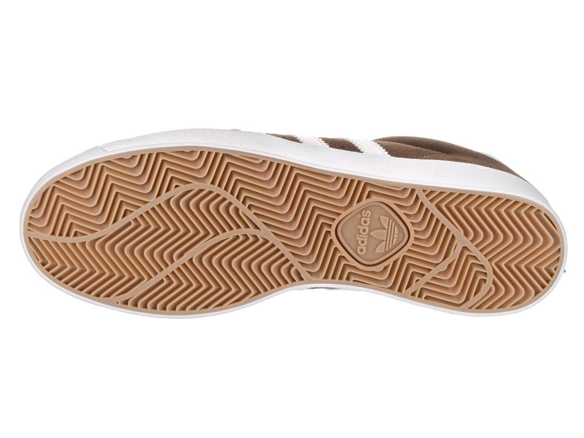 adidas Originals Men's Superstar 11 Vulc Adv Shoes B01HMZ2T4A 11 Superstar B(M) US Women / 10 D(M) US Men|Brown/White/Gold Metallic 8a1d87