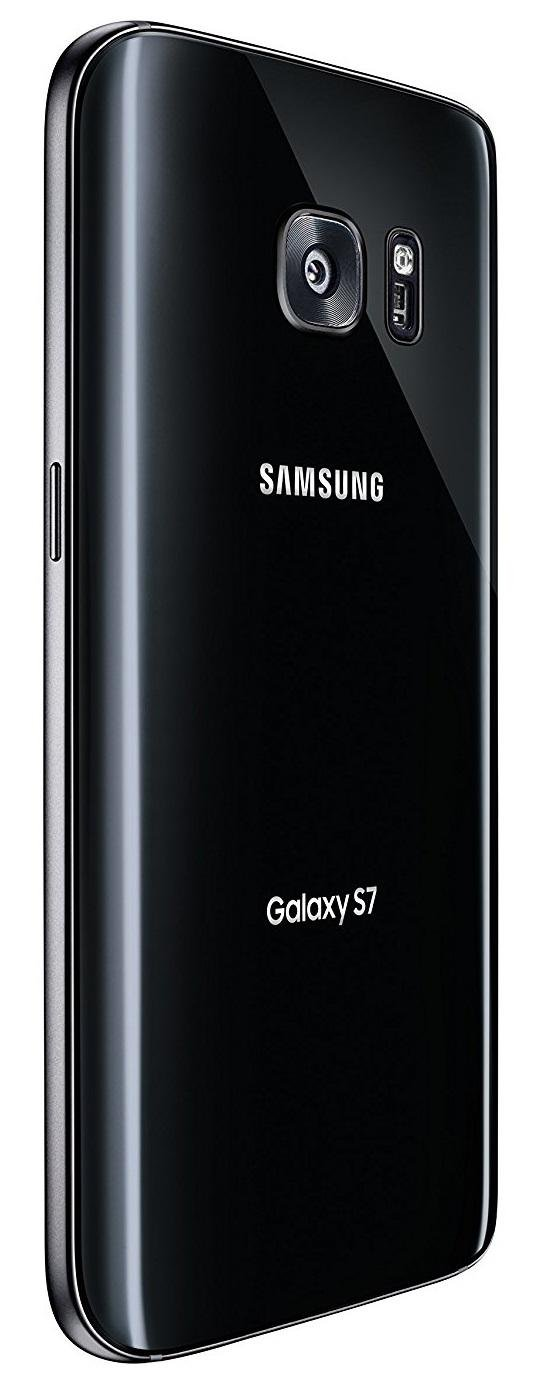 Samsung Galaxy S7 SM-G930T - 32GB - GSM Unlocked - Black Onyx (Certified Refurbished) by Samsung (Image #2)