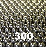 300 qty 5/16'' Inch Steel Shot Slingshot Ammo Balls