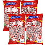 Nosh Pack Peppermint Starlight Mints Individually Wrapped Candy Bulk 20 Pounds – Approx. 1600 Mints