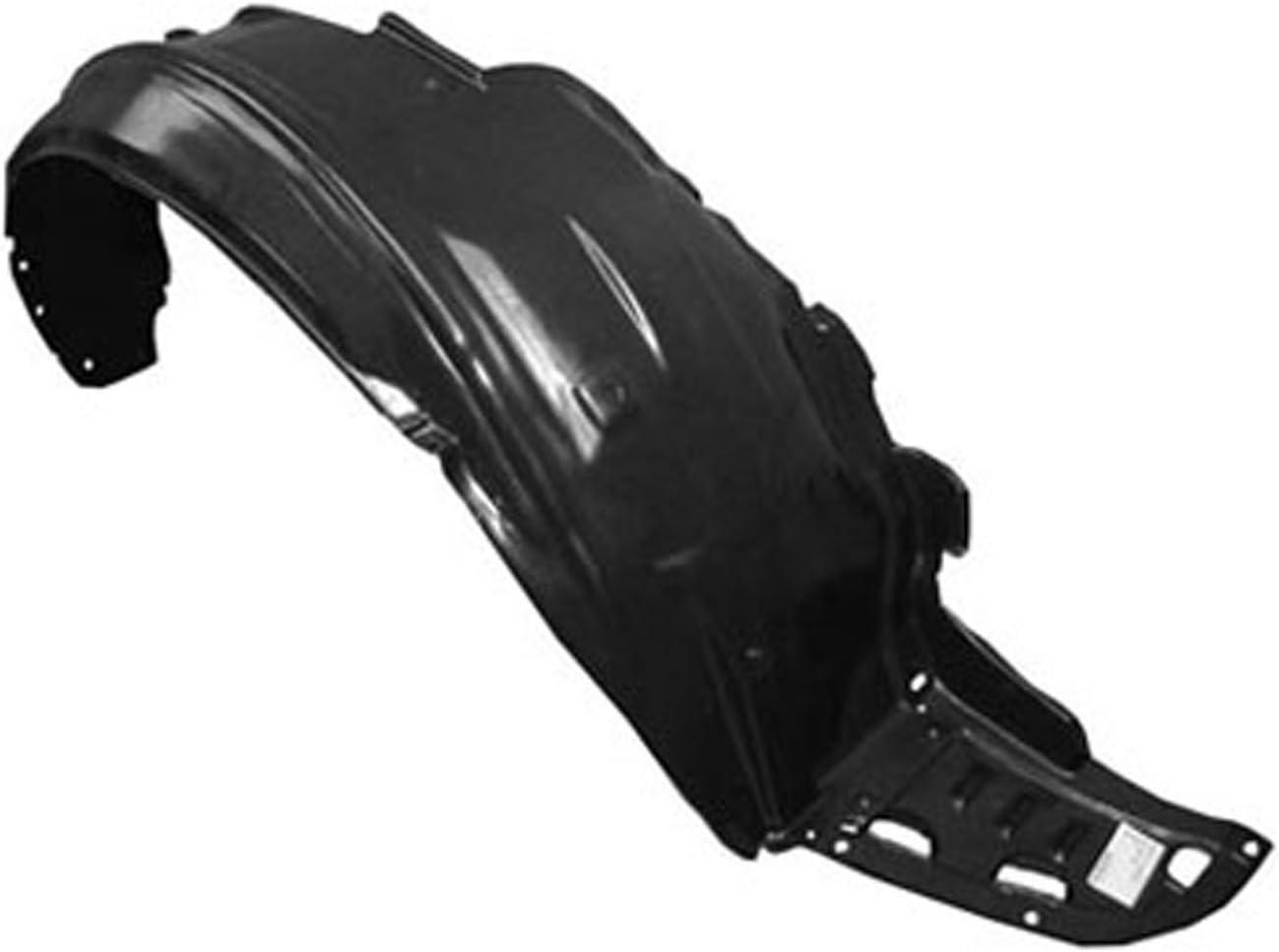 CPP AC1251100 Right Fender Splash Shield for 2005-2008 Acura RL