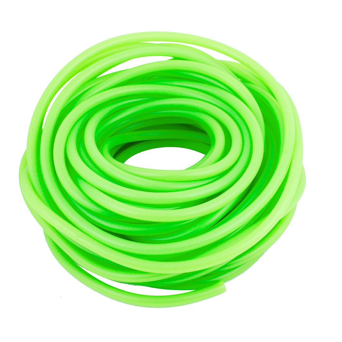Uxcell a14051300ux0016 52.5ft Long 0.16 ID Green Fuel Line Scooter Boat Jet Ski Gas Lawn Mover Atv Pocket Dirt Bike