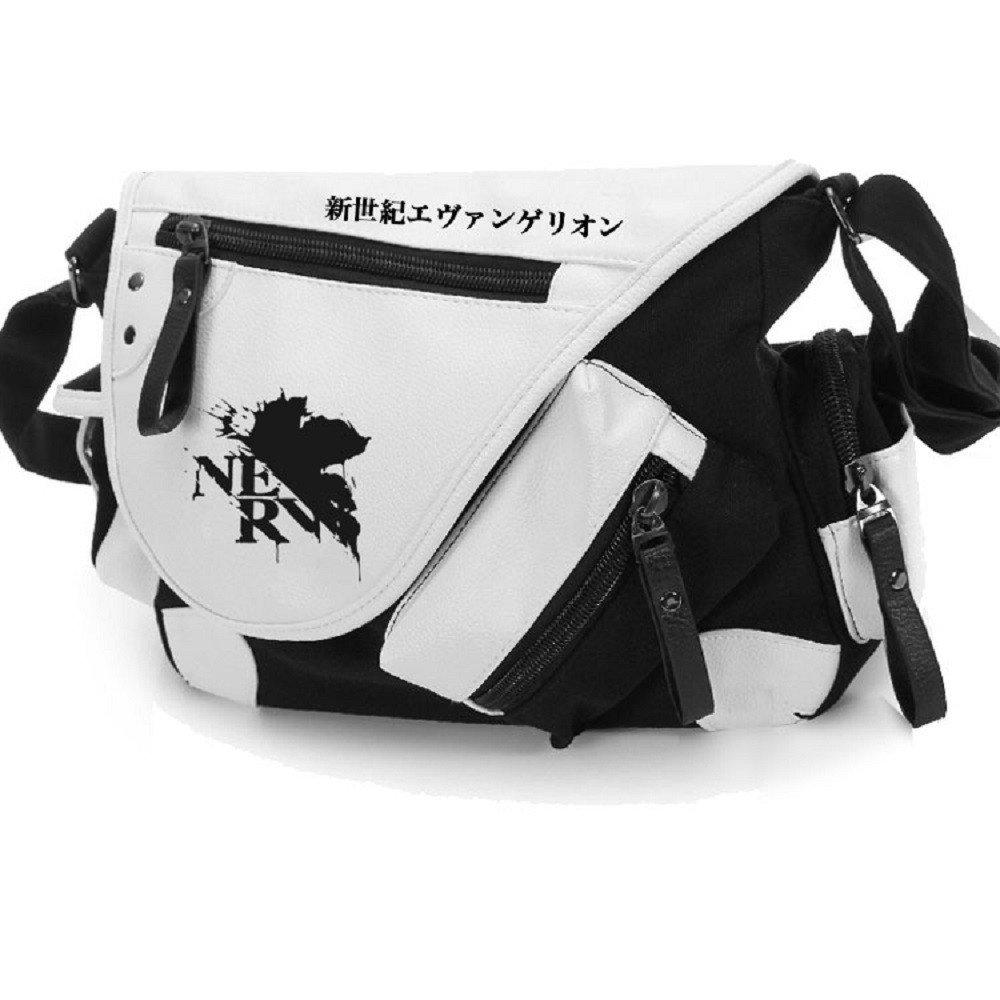 Siawasey Japanese Anime Cartoon Cosplay Satchel Backpack Messenger Bag Shoulder Bag outlet