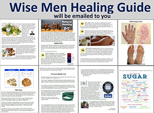 Wise Men Therapeutic Healing Balm with Organic Essential Oils for Neuropathy and Arthritis Pain Relief