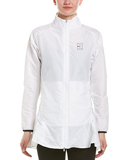 4e44b180fd95 Amazon.com   Nike Court Women s Tennis Jacket (Small