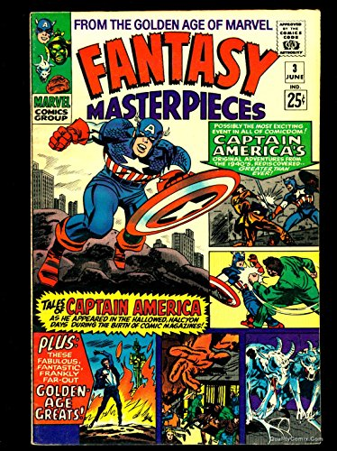 Fantasy Masterpieces #3 FN/VF 7.0 Tongie Farm Collection Pedigree