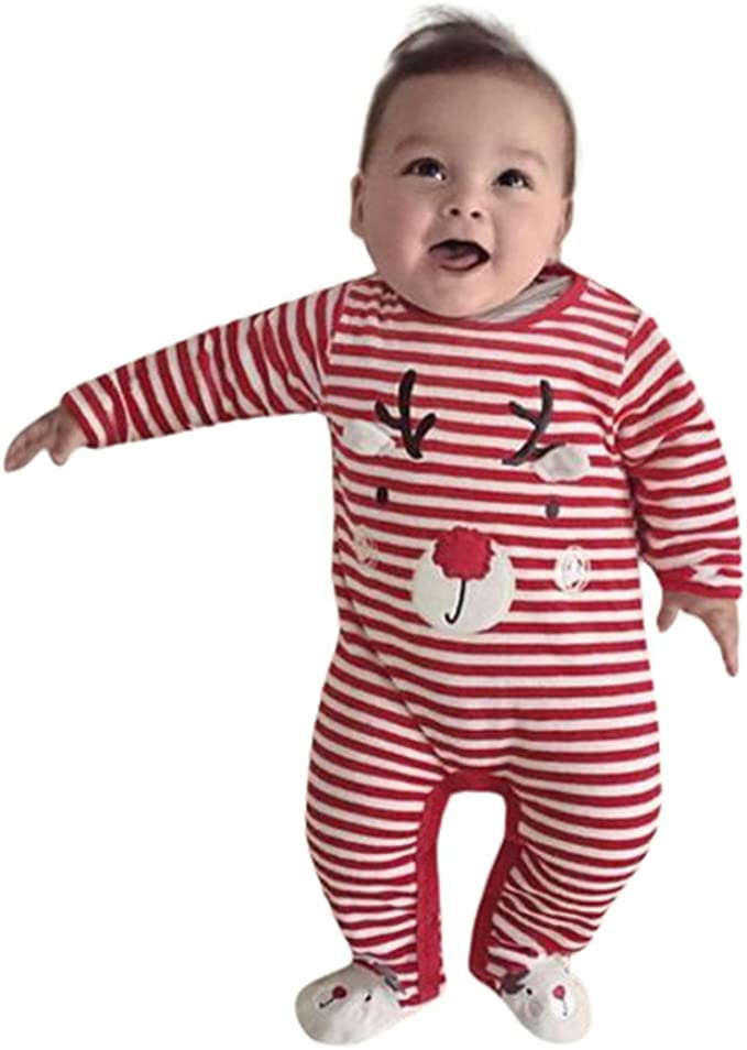 FRAUIT Maglione Natalizio Bambino Renna Vestito Maglioni Neonata Invernale Neonato Invernali Tutine Neonata Divertenti Bimba Natale Natalizi Natalizia Abito Abiti