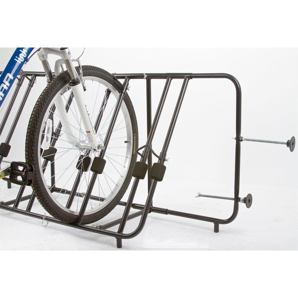 Apex Rage Powersports TBBC-4 4-Bike Pickup Truck Bed Bicycle Rack by Apex (Image #2)
