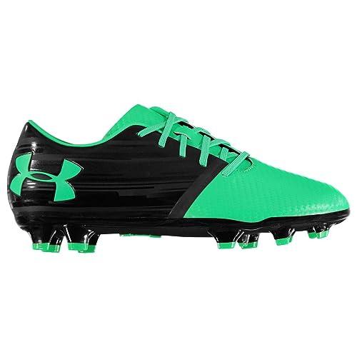 54834c4997d Under Armour Spotlight BL FG Firm Ground Football Boots Mens Black ...