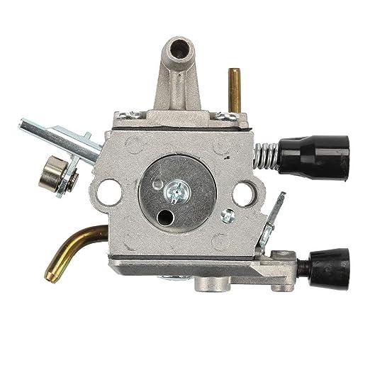 WANWU Carburador Carb Piezas de Repuesto para Stihl FS120 ...