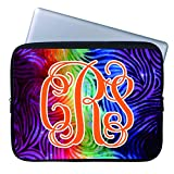 15-15.4 Inch Electronic Accessory Computer Case for Laptop Modern Art Thin Soft Neoprene Computer Sleeve for Macbook Air 15 inch Both Sides Water Resistant Personalized Office Gifts