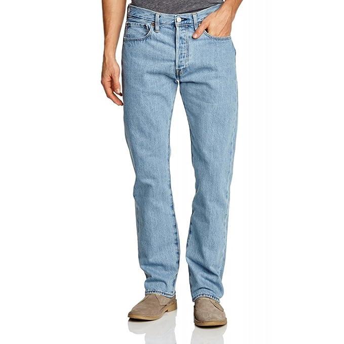 104 opinioni per Levi's 501 Original Fit, Jeans Uomo (Pacco da 10)