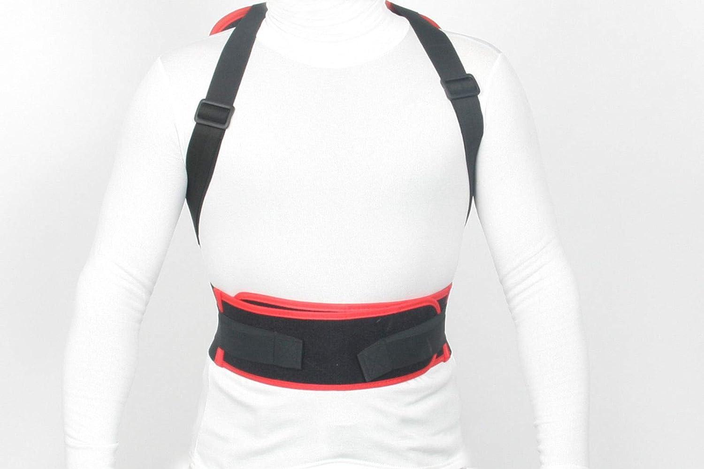 Sarfaraz World Motocross Radfahrer Schutz der Wirbels/äule R/ückenplatte Schutzausr/üstung 4XL schwarz