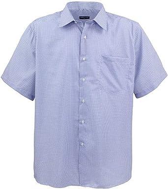 Lavecchia HKA19-04 - Camisa de manga corta para hombre ...