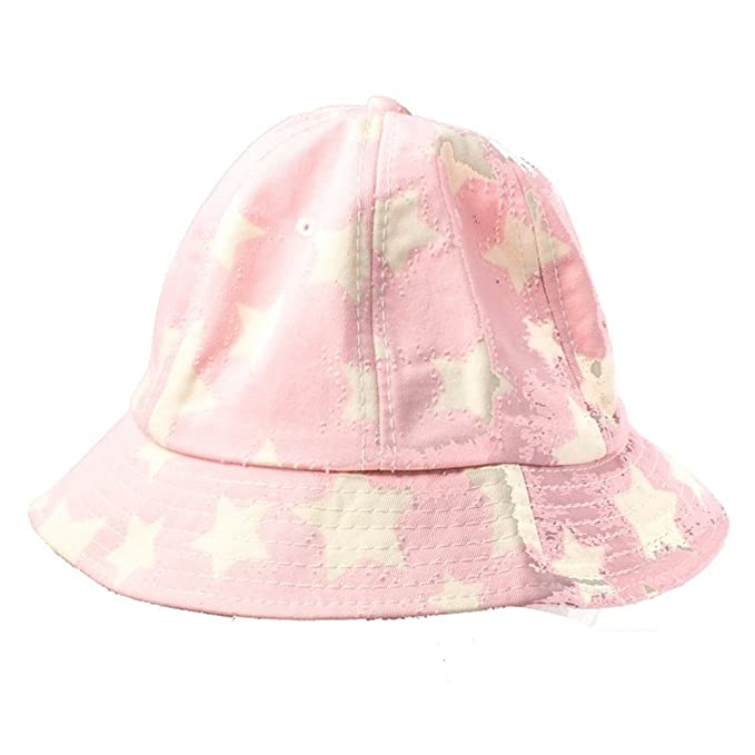 Image Unavailable. Image not available for. Color  Pastel Star Floppy  Bucket Hat fc13634c224