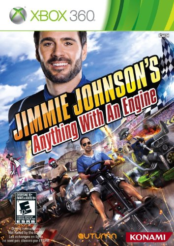 Jimmie Johnson's Anything With An Engine - Xbox - Amp Nascar