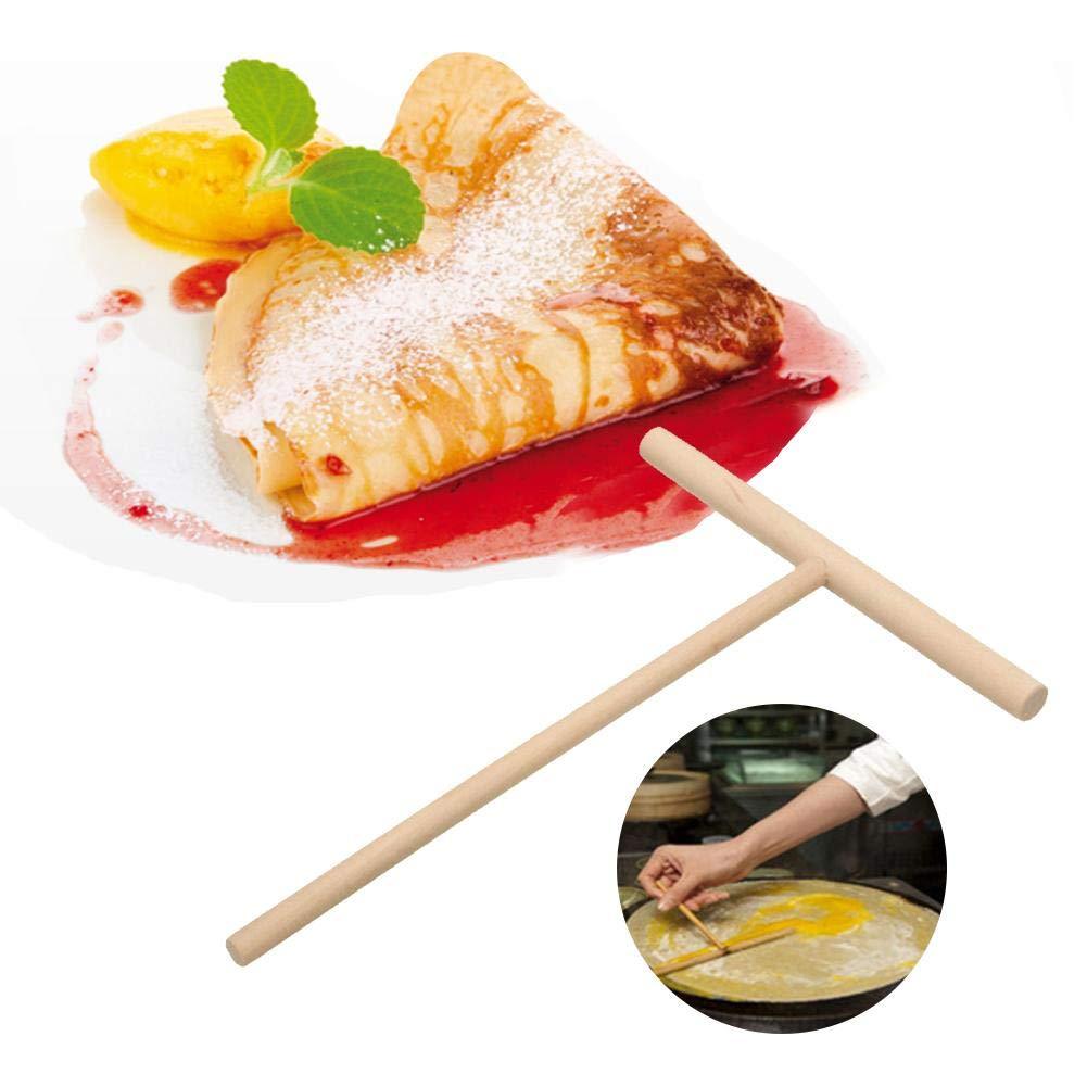 rebirthesame Pancake Batter Spreader Crepe Pan\ Maker and Crepe Spreader Crepe and Kitchen Tool Kitchen Cookware