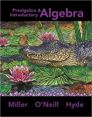 Prealgebra and Introductory Algebra with 52-Week Connect hosted by ...