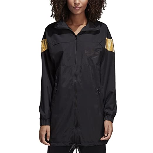 458c967e03f5 adidas Womens Originals Gold Panel Jacket at Amazon Women s Clothing ...