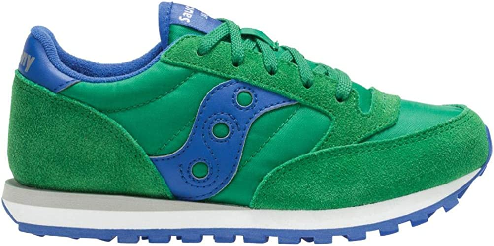 Saucony Sneaker Bimbo Jazz Original 261577 Green Blue AI19