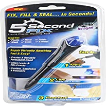 5 Second fix UV Light Repair Pen Liquid Plastic Glue Metal Wood Glass Tool Welding Pen