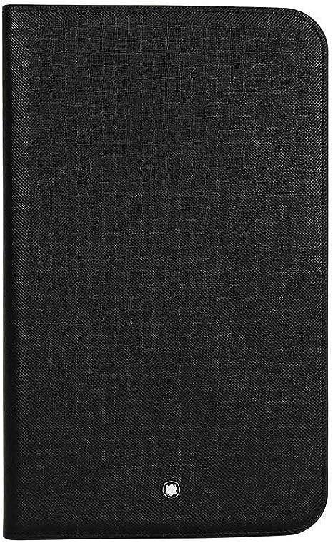 Montblanc Meisterstuck selección negro funda para tablet de ordenador 111508: Amazon.es: Electrónica