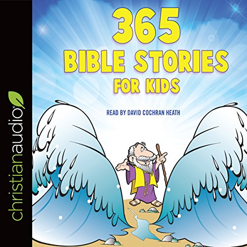 365 Bible Stories for Kids
