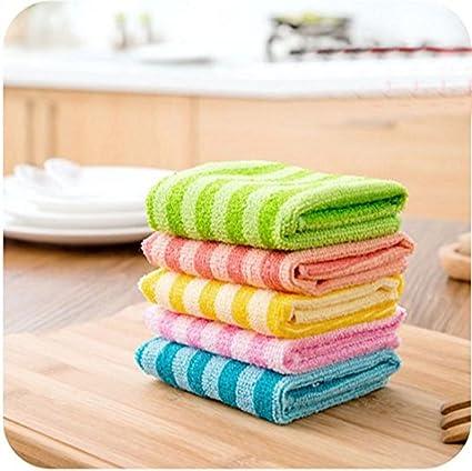 Weekend_PS Limpiar con un trapo de cocina paño de cocina más aceite de hogar toalla sin
