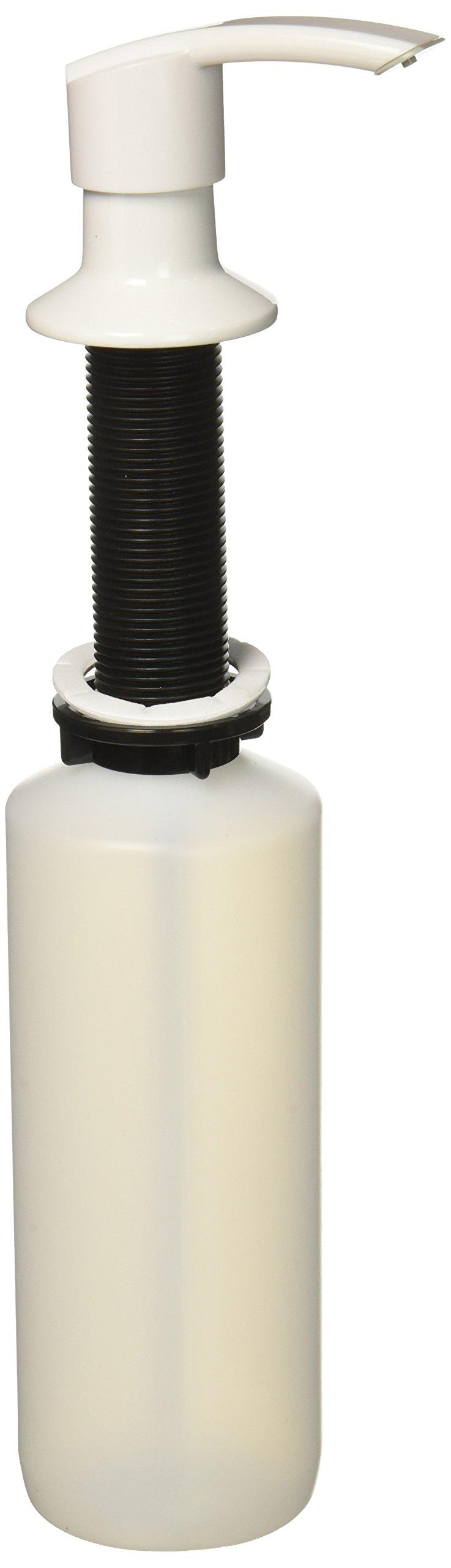 Pfister KSDLCWW Soap Dispenser, White