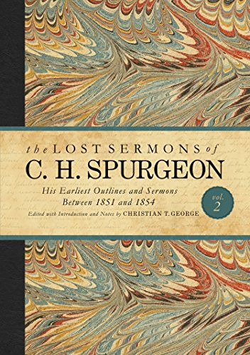 The Lost Sermons of C. H. Spurgeon Volume II: A Critical for sale  Delivered anywhere in USA