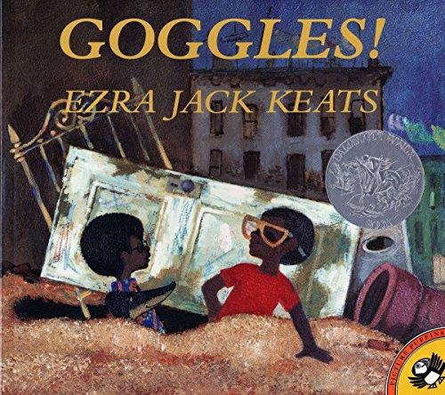 Books : Goggles (Picture Puffins)
