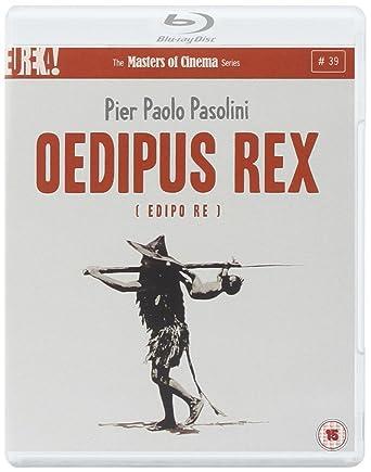 oedipus rex definition
