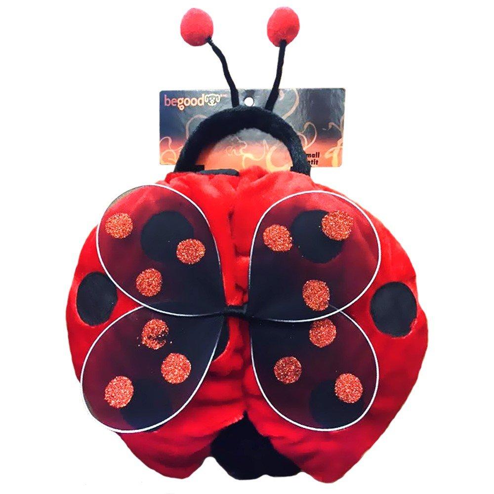 Be Good Ladybug - Disfraz de Perro con alas (Talla Mediana ...