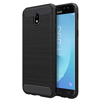 Simpeak Funda Compatible con Samsung Galaxy J7 2017, Funda Compatible con Samsung J7 2017 Carcasas Compatible con Galaxy J7 2017 Cases Suave TPU Anti ...