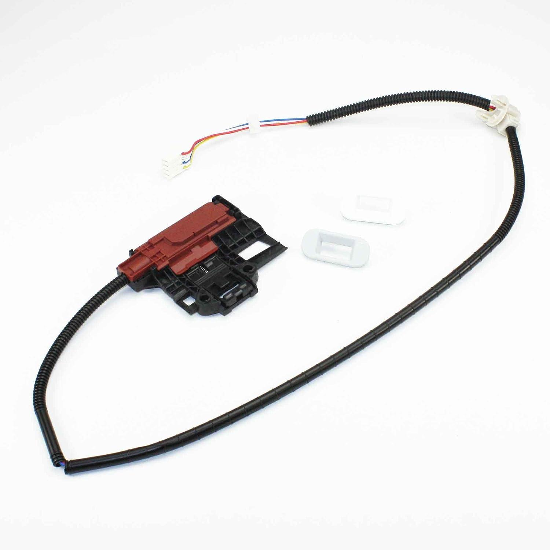 Supplying Demand W10404050 Washing Machine Lid Lock Wtw5640xw2 Whirlpool Wiring Schematic Switch W10238287 Ap5263307 Home Improvement